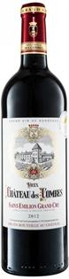 Chateau des Combes Bordeaux 2012 750ml - Case of 12